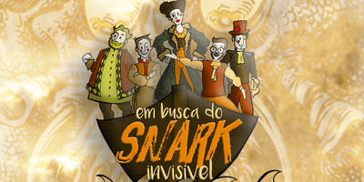 """Desconto! Espetáculo Infantil \""""Em Busca do Snark Invisível\"""" no Teatro Dr. Botica"""