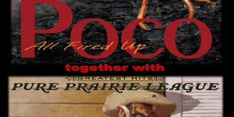 POCO with Pure Prairie League tickets