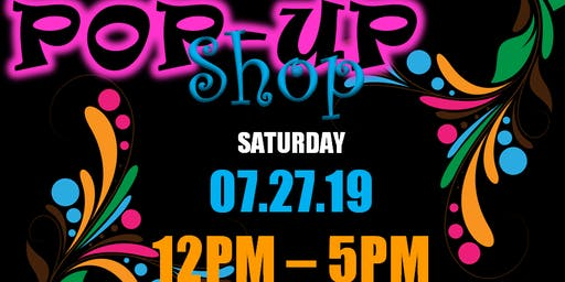 Sisters Supporting Sisters 2nd POP-UP SHOP