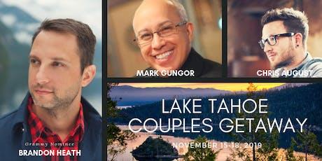 Lake Tahoe Couples Getaway tickets