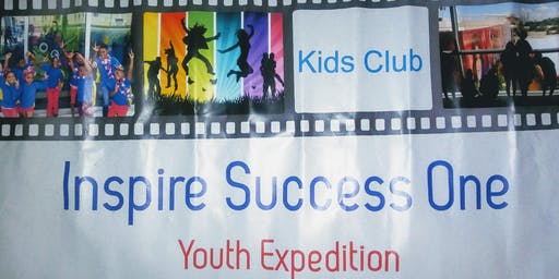 """Inspire Success Entrepreneur Youth Expedition"" Expo"