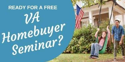 Free VA Homebuying Workshop