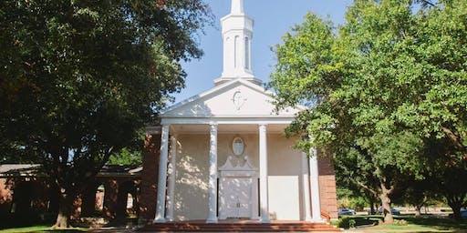 One-Day Workshop at Royal Lane Baptist Church