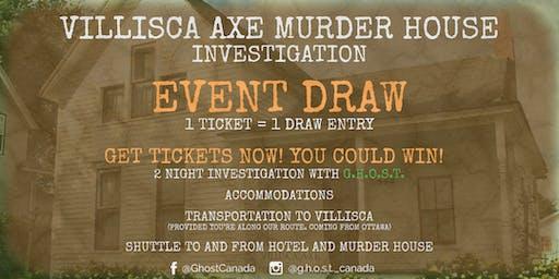 Villisca Axe Murder House Investigation