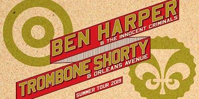 Ben Harper & The Innocent Criminals | Trombone Shorty & Orleans Avenue