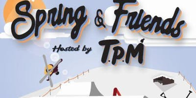 Spring & Friends - Ski Jam Hosted by TPM and Whistler Blackcomb