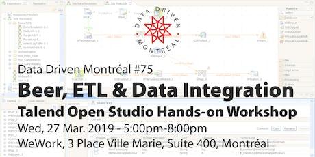 Data Driven Montréal Events | Eventbrite