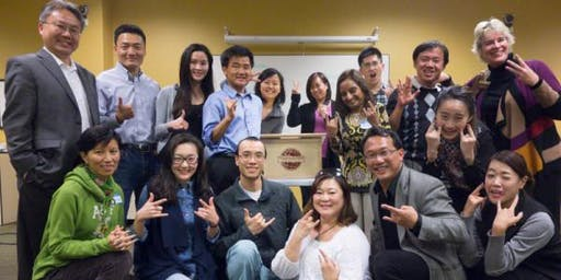 Culturally Aware Leaders Learning to Communicate in Chinese & English