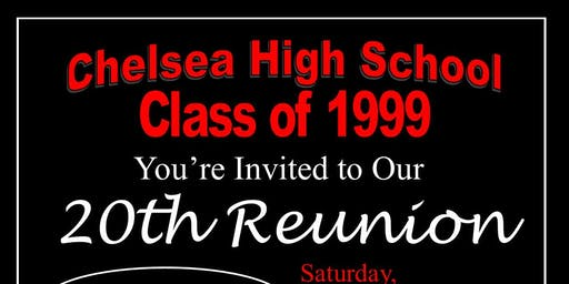 Chelsea High Class of 99 Reunion