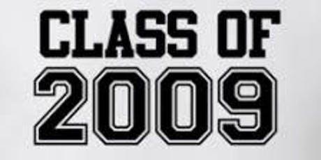 RPBHS Class of 2009 Reunion tickets