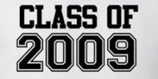 RPBHS Class of 2009 Reunion