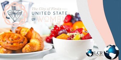 """The """"2019"""" City of Firsts United State of Women Power Brunch"""
