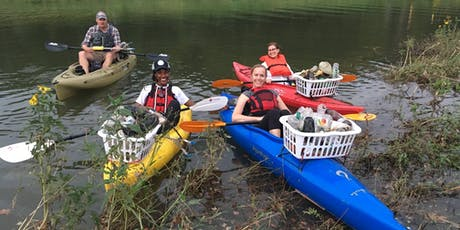 Kayak Cleanup at Four Mile Run  tickets