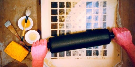 Stone Lithography (three-day class) - APW Winter School