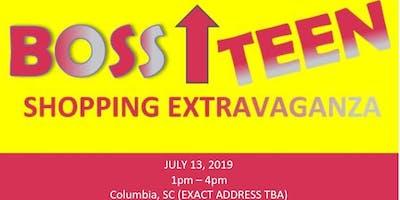 Boss up Teens Shopping Extravaganza