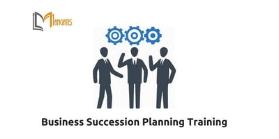 Business Succession Planning Training in Darwin on Apr 11th 2019