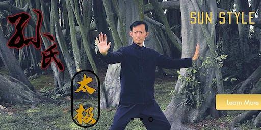 Traditional Sun Style Taichi Class