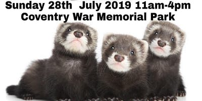 Last Chance Coventry Ferret Rescue Family Fun Day and Dog Show