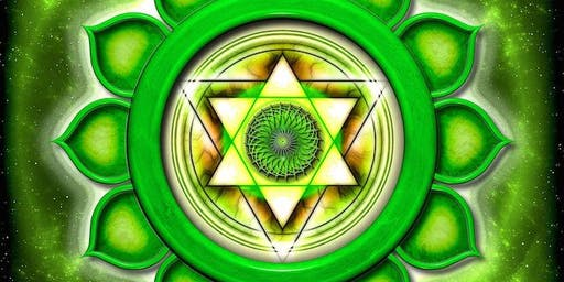 Heart Chakra Healing Workshop & Group ThetaHealing for Unconditional Love