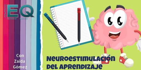 Taller de Neuroestimulación del Aprendizaje en Centros EQ entradas