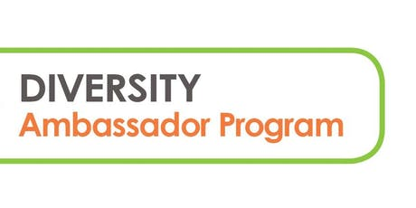 Diversity Ambassador Program- Fall 2019 tickets