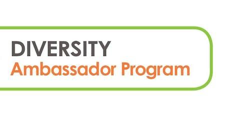 Diversity Ambassador Program- Fall 2019 tickets