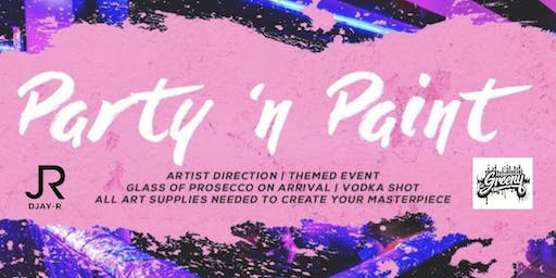 Party n Paint @ Duo London
