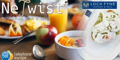 Netwist Business Networking (Knowle, Solihull) with Premium Breakfast