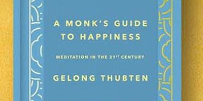 Talk & Book Signing with Gelong Thubten
