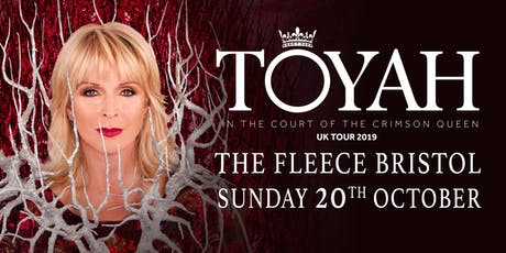 Toyah - In The Court Of The Crimson Queen Tour tickets