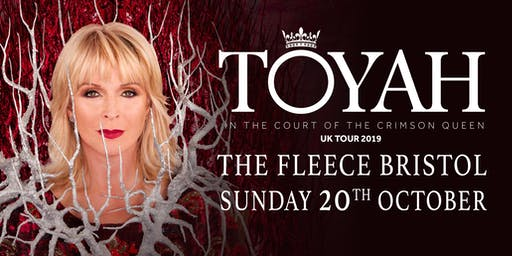 Toyah - In The Court Of The Crimson Queen Tour