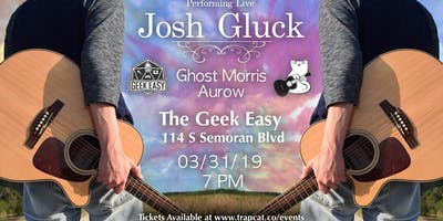 Josh Gluck at The Geek Easy