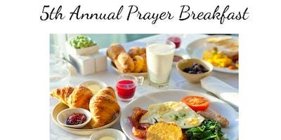 Motivate and Pray, Inc. Annual Prayer Breakfast