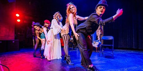 The Van Ella Bordella: A Storyville Burlesque tickets