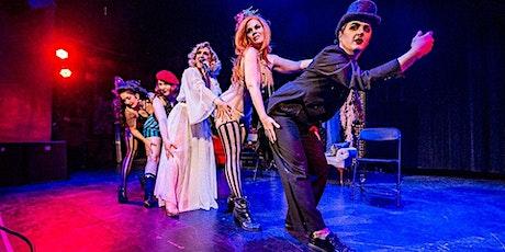 The Van Ella Bordella: A Storyville Burlesque tickets