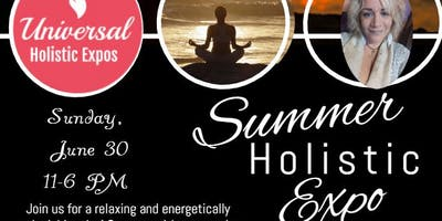 Universal Summer Holistic Expo