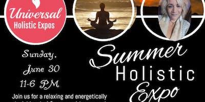 Universal Summer Holistic Expo