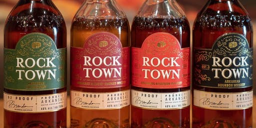 Bourbon Pairing with Rock Town