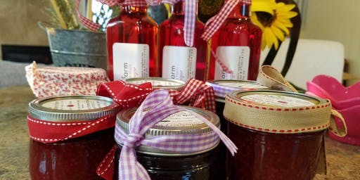 Cookin' on the Farm: Special Guest Canner for Very Berry!