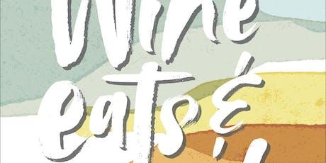 WINE, EATS & EASELS 2019 tickets