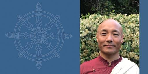 2019 Santa Fe Retreat with Anam Thubten June 21 - June 23, 2019