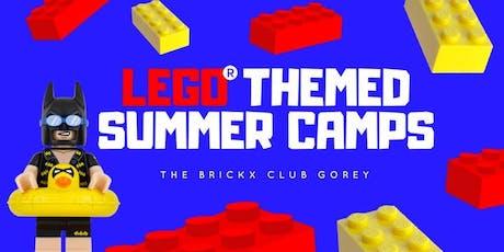 LEGO® Summer Camp - Gorey tickets