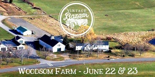 Vintage Bazaar New England - JUNE 2019