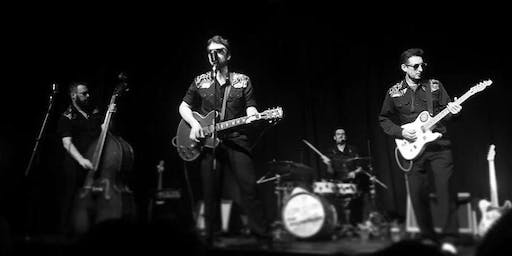 Doug Perkins and The Spectaculars live at The Continental