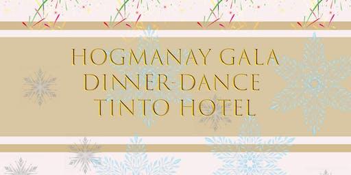 Hogmanay Gala Dinner 2019