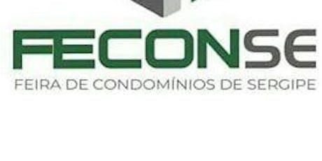 FECONSE - Feira de Condomínios de Sergipe ingressos