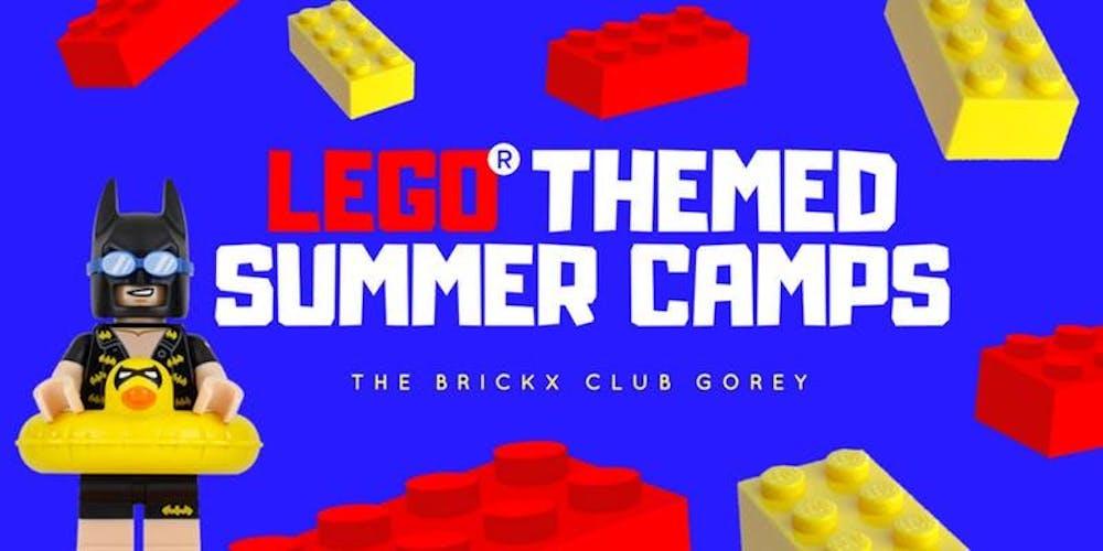 Lego Summer Camp Gorey Tickets Mon 8 Jul 2019 At 1000 Eventbrite