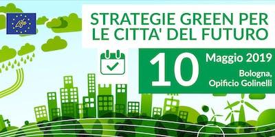 Strategie Green per le città del futuro