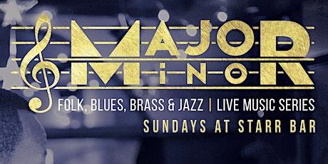 Major Minor Live Music Series tickets
