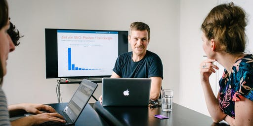 SEO Beratung - Online Sprechstunde für Unternehmen